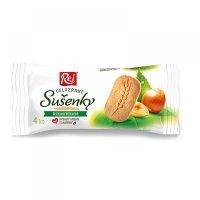 REJ celozrnné sušienky lieskovoorieškové 34 g