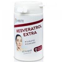 Vieste Resveratrol extra 60 kapsúl