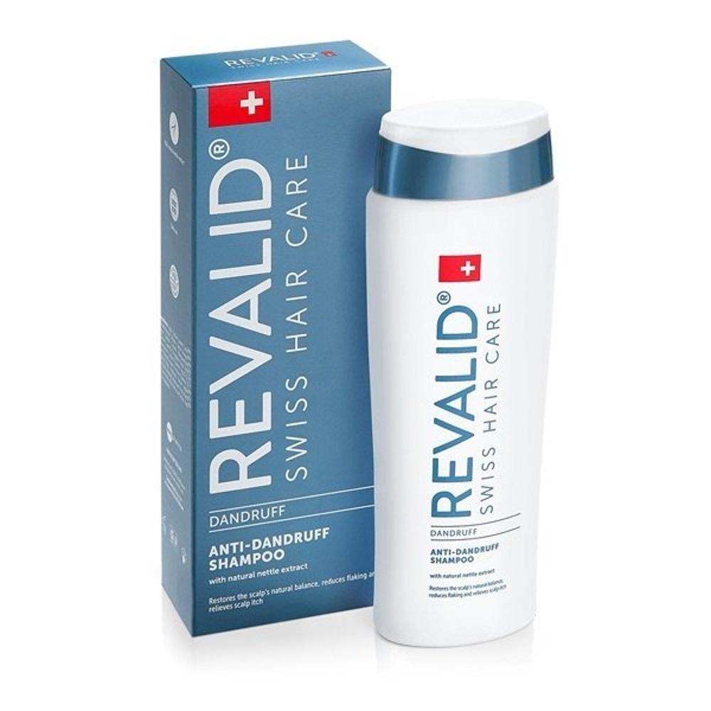 REVALID Šampón proti lupinám 250 ml