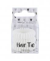 2K Hair Tie Gumička na vlasy White 3 ks