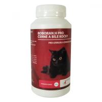 Roboran H pre mačky Čierne a Biele plv 60g