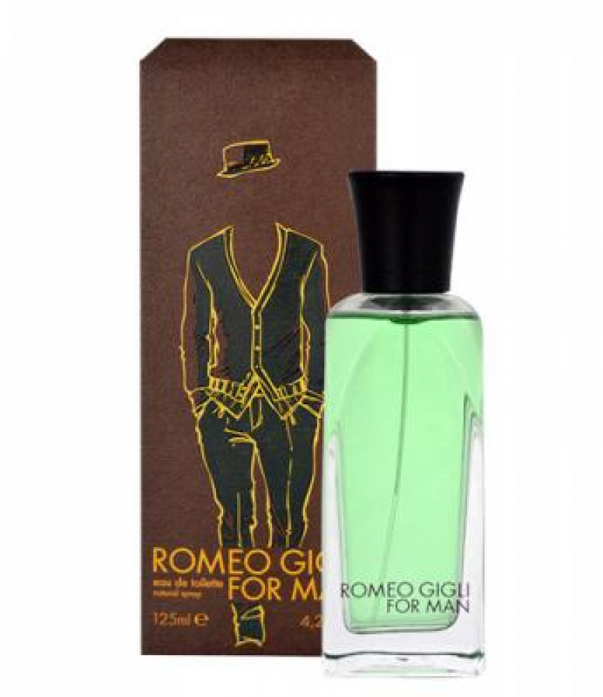 Romeo Gigli Romeo Gigli for Man 75ml