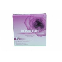 ROSALGIN vaginálny roztok 500 mg 10 sáčkov