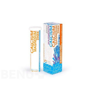ROSEN Calcium Magnesium Zinok 20 šumivých tabliet