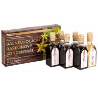 ROSENPHARMA RosenSPA 5+1 rašelinové kúpele + olej