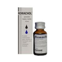 ROWACHOL gtt 10 ml