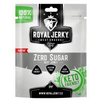 ROYAL JERKY Zero sugar hovädzie sušené mäso 22 g