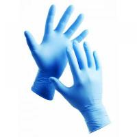 MAXTER UR bezprašné nitrilové rukavice veľkosti S 100 ks