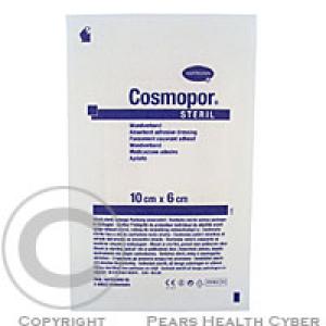 Rýchloobväz Cosmopor 10x6 cm / 1 ks