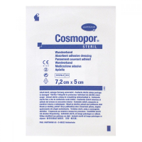 Rýchloobväz Cosmopor 7.2x5 cm / 1 ks