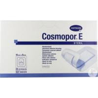 Rýchloobväz Cosmopor E 15x8 cm 25 ks