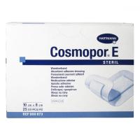 Rýchloobväz Cosmopor E sterilné 10x8 cm 25 ks