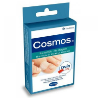 COSMOS na pľuzgiere na prstoch Twin tec 6 kusov