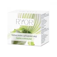 RYOR výživný krém s prírodnými olejmi 50g