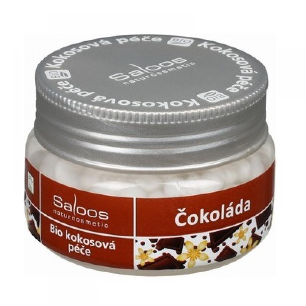 SALOOS Bio kokosová starostlivosť Čokoláda 100 ml
