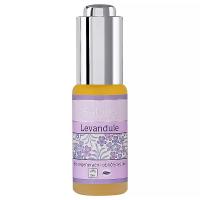 SALOOS Bio regeneračný tvárový olej Levanduľa 20 ml