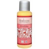 SALOOS Bio telový a masážny olej Erotika 50 ml