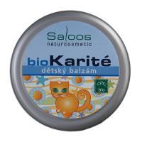 SALOOS BioKarité detský balzám 50 ml