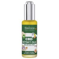 SALOOS CBD Detský olej 50 ml