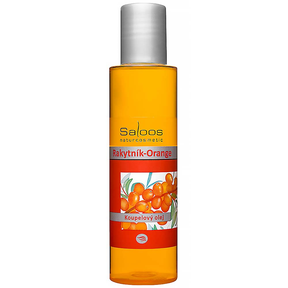 Salus Koupelový Olej Rakytník-Orange 125ml