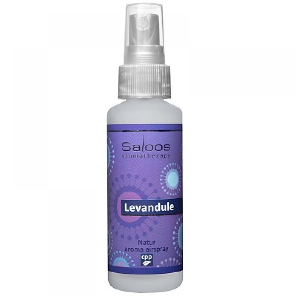 SALOOS Natur aróma Airspray Levanduľa 50 ml