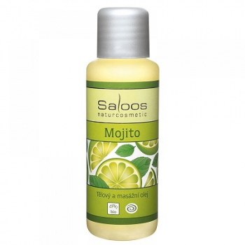 SALOOS Bio telový a masážny olej Mojito 50 ml