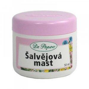 DR. POPOV Šalviová masť 50 ml
