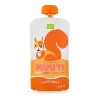 SALVEST Muuti Mango s mrkvou a rakytníkom BIO 110 g