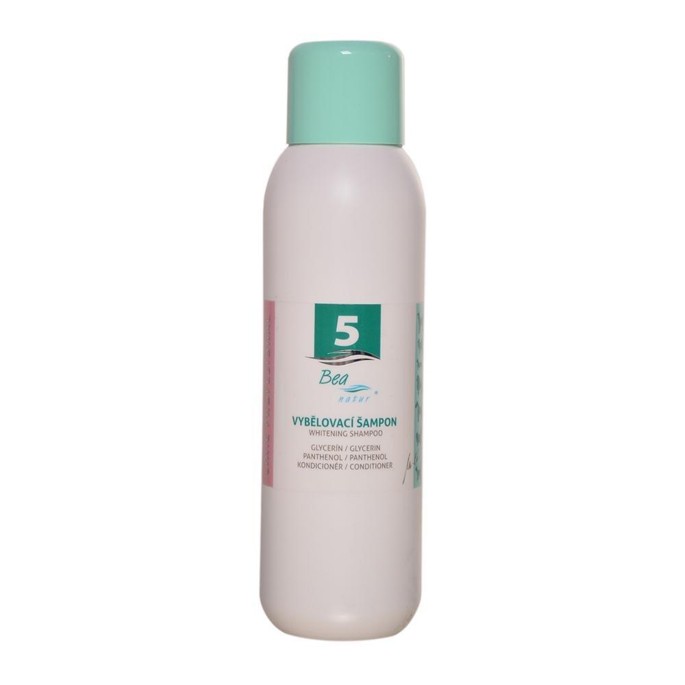 BEA Vybielovací šampón pre psy a mačky 500 ml