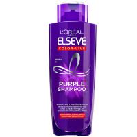 L´OREAL Elseve Color-Vive Purple Šampón pre melírované, blond a strieborné vlasy 200 ml