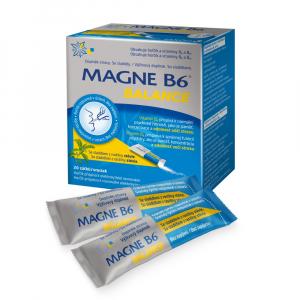 SANOFI Magne B6 Balance 20 vreciek