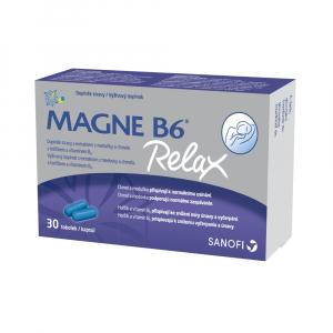 SANOFI Magne B6 Relax 30 kapsúl