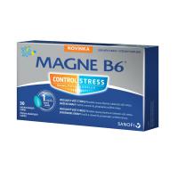 SANOFI Magne B6 Stress Control 30 tabliet