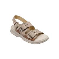 SANTÉ Dámske sandále béžové 1 pár, Veľkosť obuvi: 37