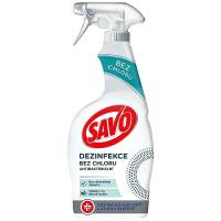 SAVO Dezinfekcia bez chlóru Antibakteriálny sprej 700 ml