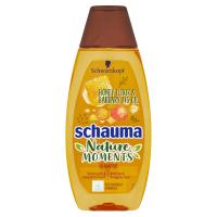 SCHAUMA Nature Moments Šampón na vlasy Medový elixír 400 ml