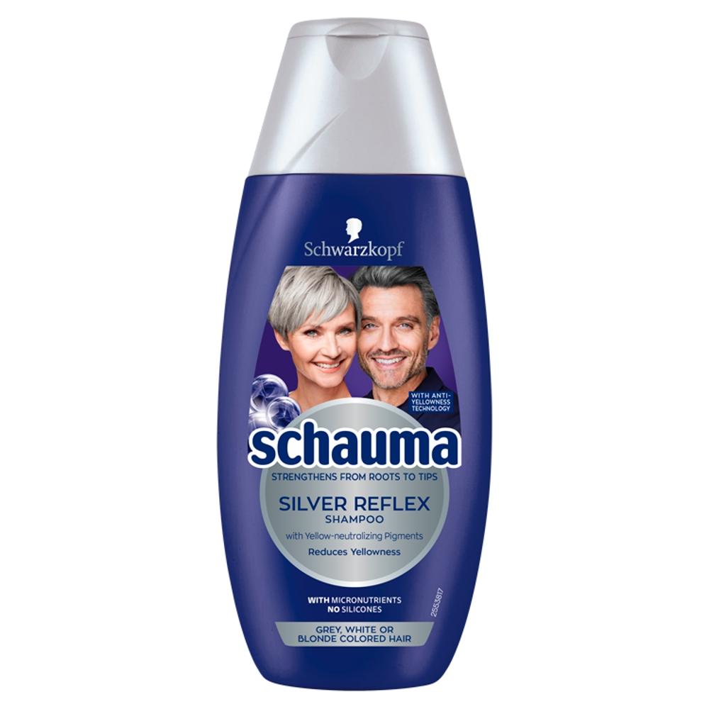 Schauma šampón 250 ml Silver reflex