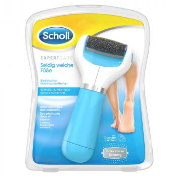 SCHOLL Velvet Smooth elektrický pilník na chodidlá DIAMOND modrý