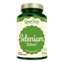GREENFOOD NUTRITION Selén lalmin 30 kapsúl