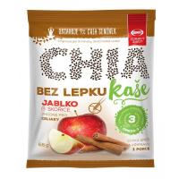 SEMIX Chia kaša bez lepku s jablkami a škoricou 65 g