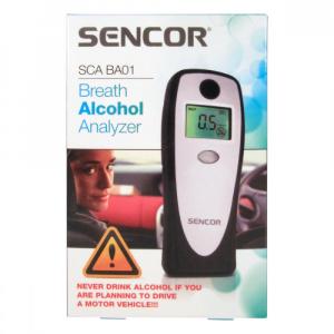 SENCOR  Alkohol tester SCA BA01
