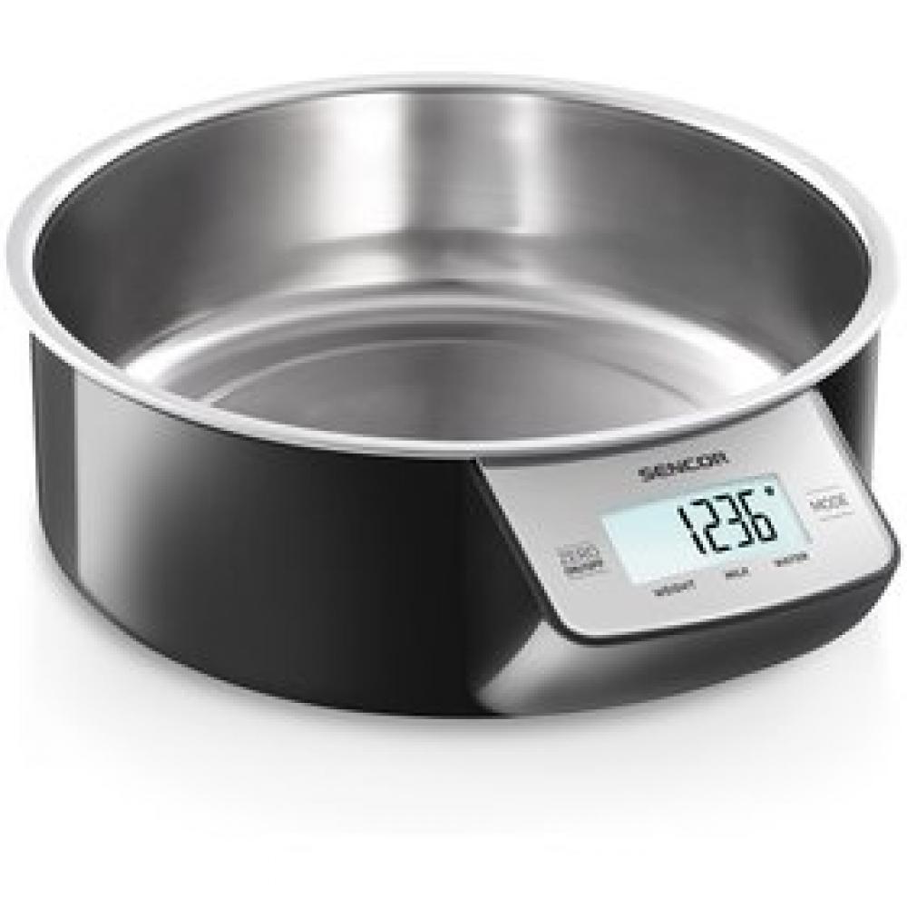SENCOR váha kuchynská SKS 4030BK