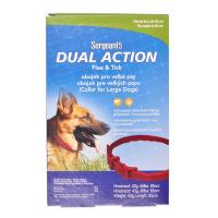 SERGEANT'S Dual Action obojok pre veľké psy 65 cm