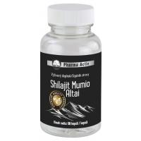 PHARMA ACTIV Shilajit Mumio Altai 60 kapsúl