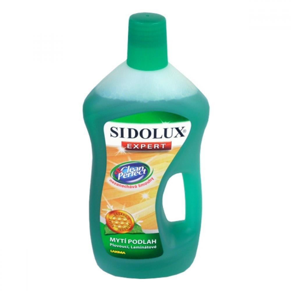 SIDOLUX EXPERT na umývanie plávajúcich podláh 750 ml