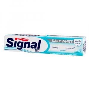 SIGNAL Family Daily White zubná pasta s bieliacim účinkom 125 ml