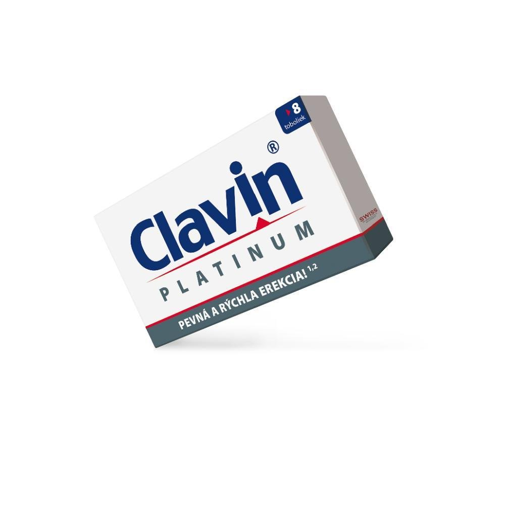 SIMPLY YOU Clavin platinum 8 toboliek