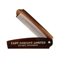 CAPTAIN FAWCETT Skladací hrebeň na bradu