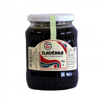 SUNFOOD Sladenka jačmenný slad 890 g