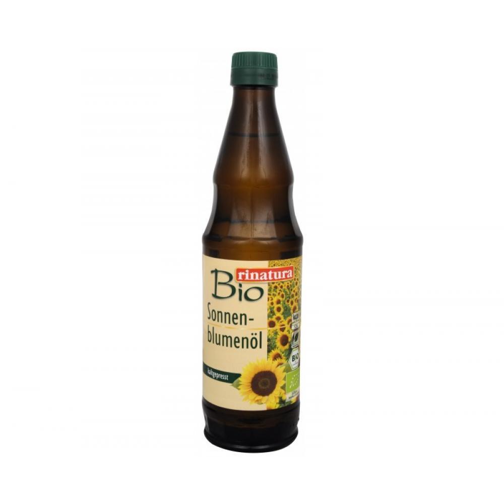 Slnečnicový olej za studená lisovaný BIO 500ml